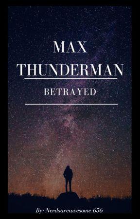 Max Thunderman: Banished! by Nerdsareawesome656
