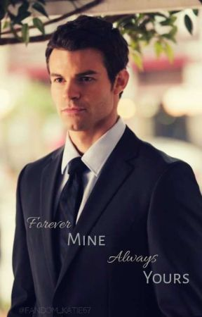 Wasted Time • Elijah Mikaelson by Katie666Lucifer