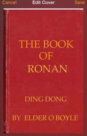 Book of Ronan. by RonanOBoyle