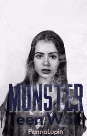 Monster || Teen Wolf by PannaLupin