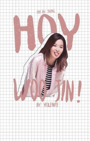 hoy, woo jin! by yeolfinite