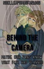 Behind The Camera (a Garrance/Larroth AU) by NoelleSepticeyefan