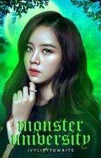 Monster University [✓] by cutesasa