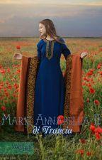 Marie Annabella II di Francia by ValentinaTeodorani