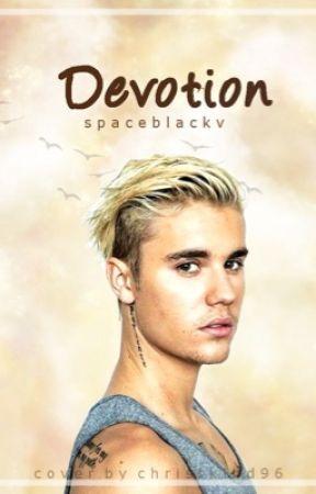 Devotion - Justin Bieber  by spaceblackv