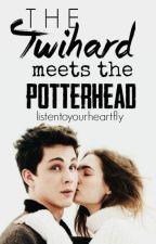 The Twihard Meets The Potterhead by listentoyourheartfly
