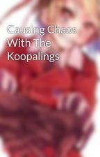 Causing Chaos With The Koopalings by PatchRandom