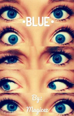 Blue by Magicez