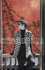 curtain call.  | kristian kostov by swaggyizla