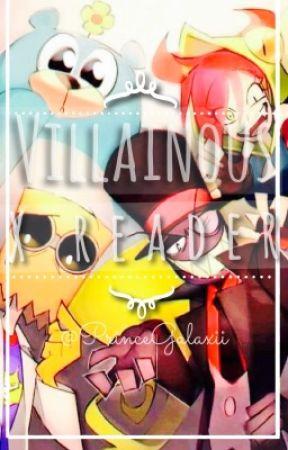 Villainous X Reader OneShots! - Black hat x Reader x Dr Flug (LEMON