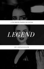 Legend ❧ K. Mikaelson by Onyxcielin