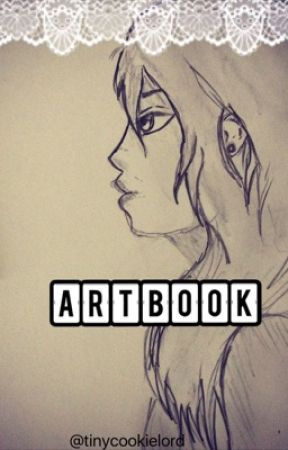My Artbook by the_cookie_lord