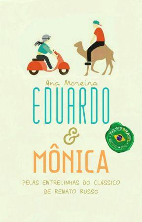 Eduardo & Mônica by moreiranita
