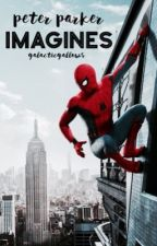 Peter Parker Imagines by galacticgallows