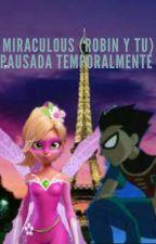 Miraculous(robín y tú) by lexi_hatake