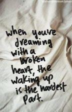 One HeartBreak away from a shattered heart by XxManyHeartBreaksxX