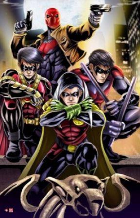 Batboys x Reader by nerdywallflower0904