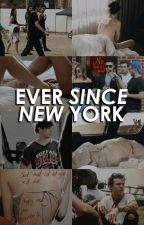 Ever Since New York by larrystyslinson