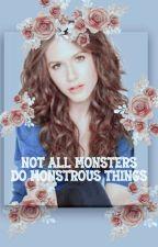 ❝Not all monsters do monstrous things❞ -Logan Henderson + Tu-. by HiddlestonBanshee