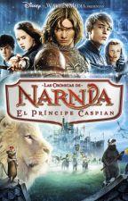 Las Crónicas de Narnia: El Príncipe Caspian (Peter Pevensie & tú) by Kwriter14