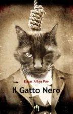 El gato negro- EDGAR ALLAN POE by LexisLevi