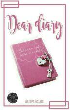 Dear Diary by Wpe_surd