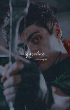 Gasoline • Martin. by magnusbanes-