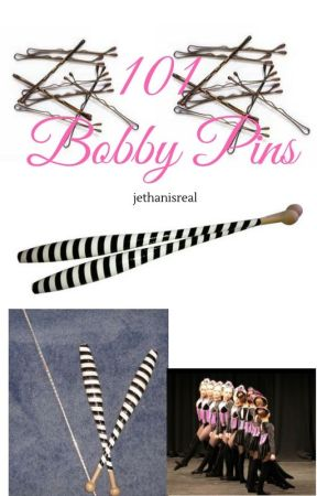 101 Bobby Pins by jethanisreal