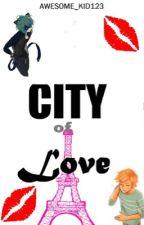 The City of Love?/ Chat noir x reader by Awsomekid123