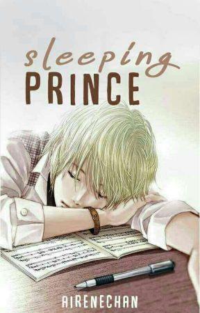 Sleeping Prince by AireneChan