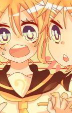 Ask/Dare Kagamine Rinto and Lenka! by DeredereBananaGirl