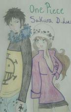 One Piece Sakura D. Luna  by Kristall-Rose