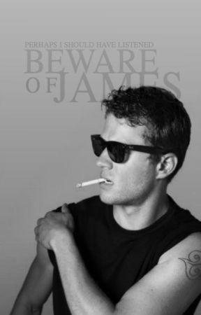Beware of James by microwavedcoffee