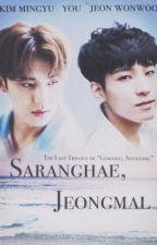 Saranghae, Jeongmal. [SEVENTEEN IMAGINE] by aemihwang