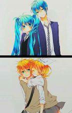 [18+][Miku_Mikuo & Rin_Len] Dạy dỗ vị hôn thê! by RisGemin