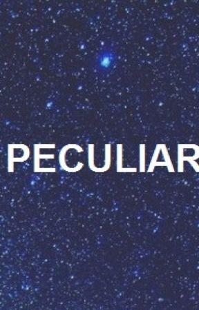 PECULIAR by tewbaa