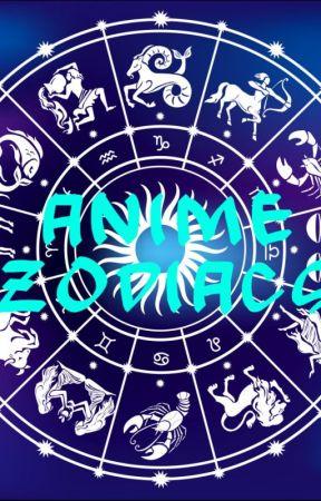 Anime Zodiacs by bumdumtshh