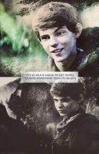 Вечный Мальчик by valya_wolf