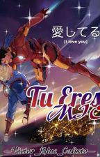TU  ERES MIO (steve x tony) by rivaille-fudanshi