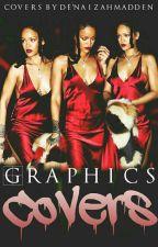 Graphic Covers{Open} by PoeticQueen-