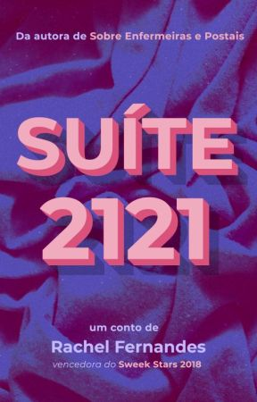 Suíte 2121 | ✓ by rachelffernandes