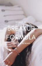 1.2 | Breakup Formula ✓ by hepburnettes