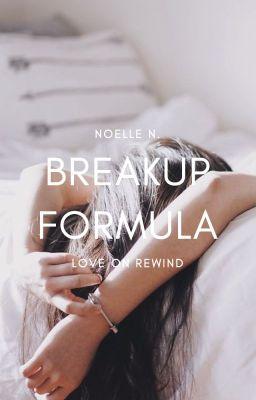 Breakup Formula Hepburnettes Wattpad