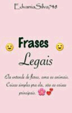 Frases Legais Sorriso Wattpad