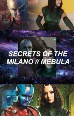 Secrets Of The Milano // Mebula by glitterholtzy
