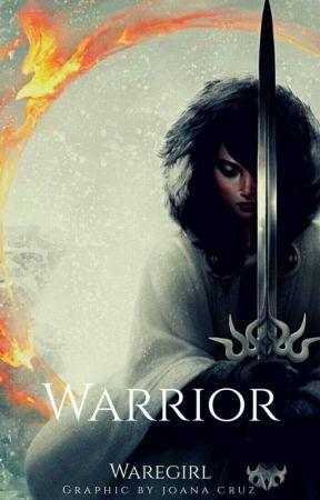 WARRIOR by WareGirl