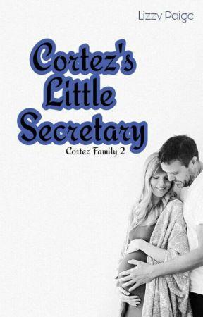 Cortez's Little Secretary (Cortez Family 2) by worldreader18