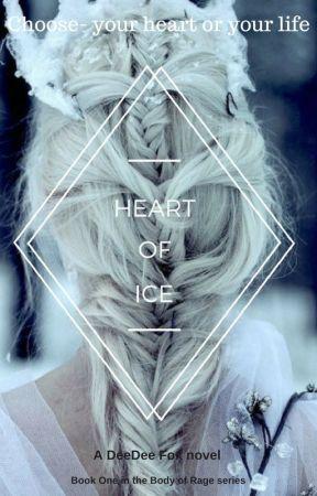 Heart of Ice by DeedeeFox