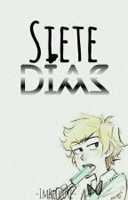 Siete dias ×Bill Cipher× by -ImBeluote-