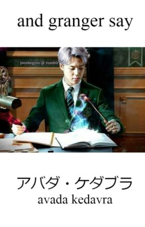 And Granger say ║Yoonmin (Harry Potter AU!) by susy1599